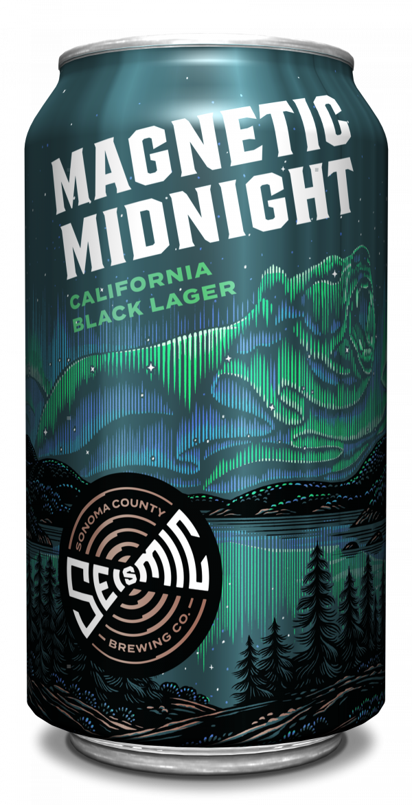 Magnetic Midnight Black Lager